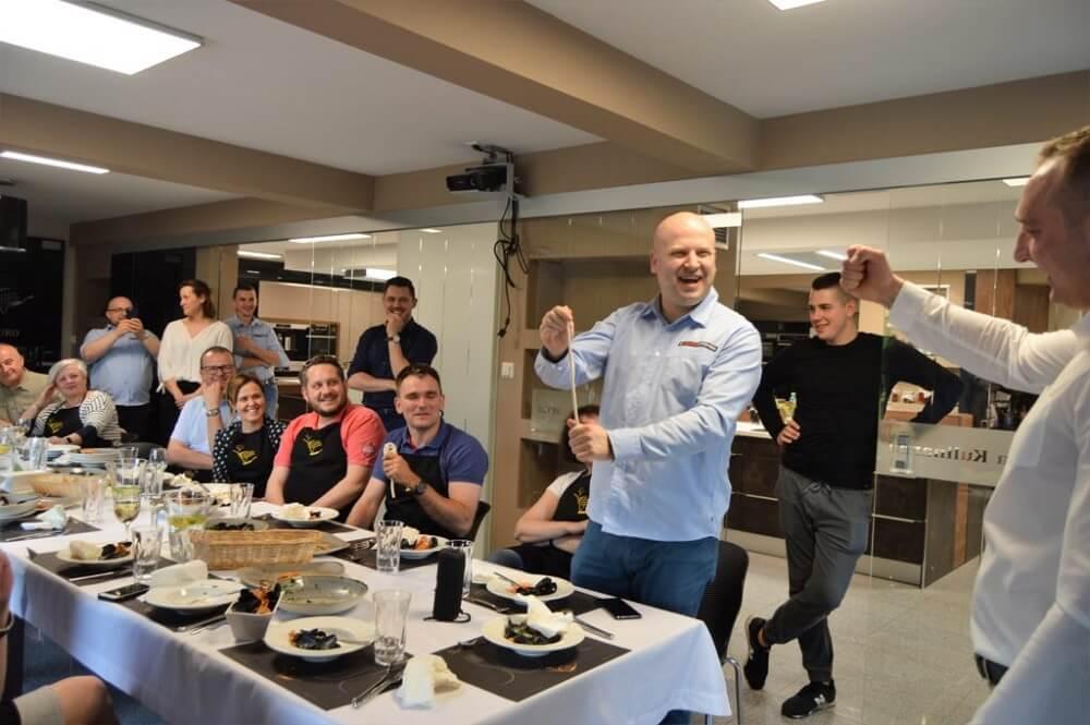 Kuchnie pod wymiar warsztaty kulinarne Białystok