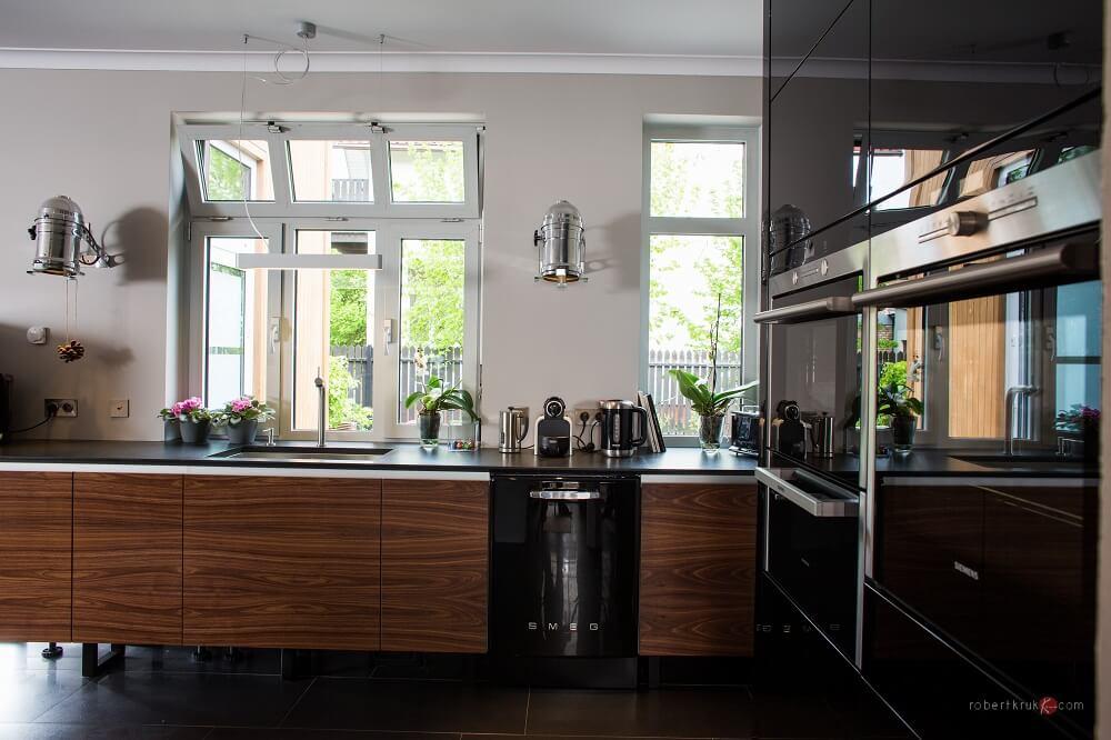 Elegancka zabudowa do kuchni Białystok