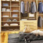 Zabudowa nowoczesnej szafy